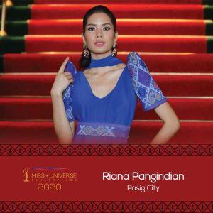 Pasig City Riana Pangindian