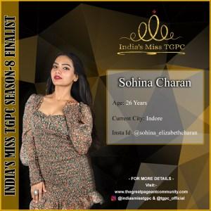 Sohina Charan