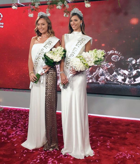 Tehlia Levi was crowned as Miss Israel 2020