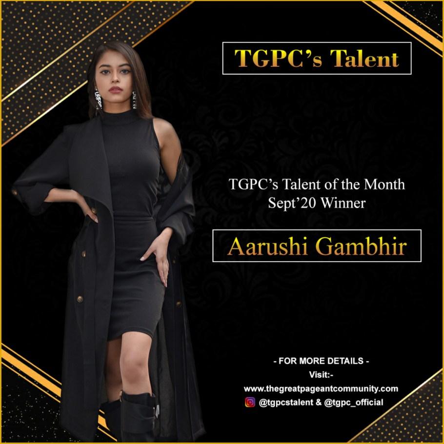 Aarushi Gambhir