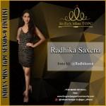 Radhika Saxena
