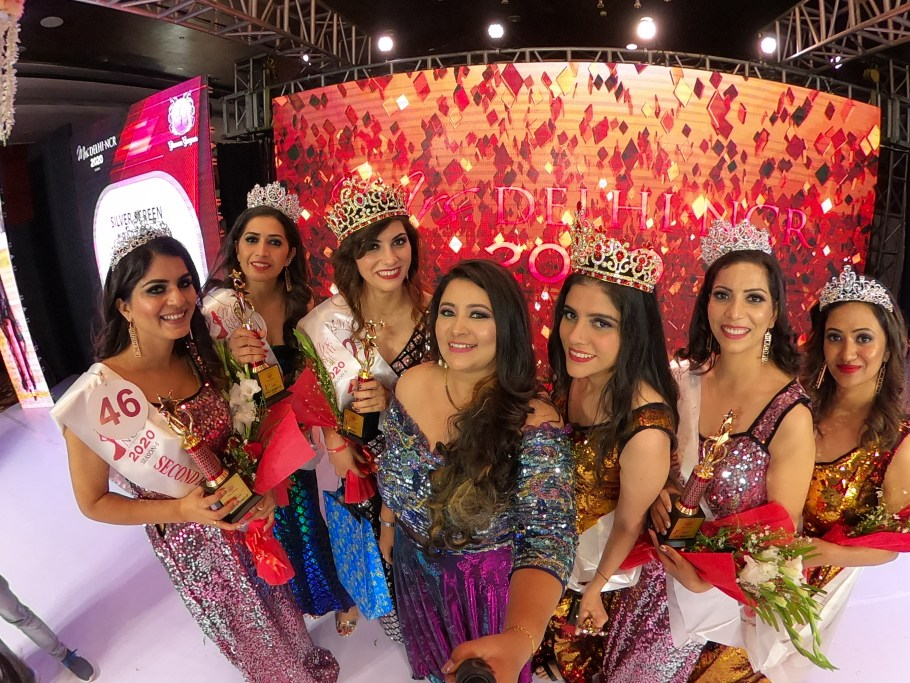 Meet the winners of Mrs Delhi NCR 2020 by Glamour Gurgaon
