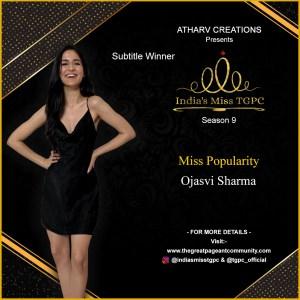 Ojasvi Sharma