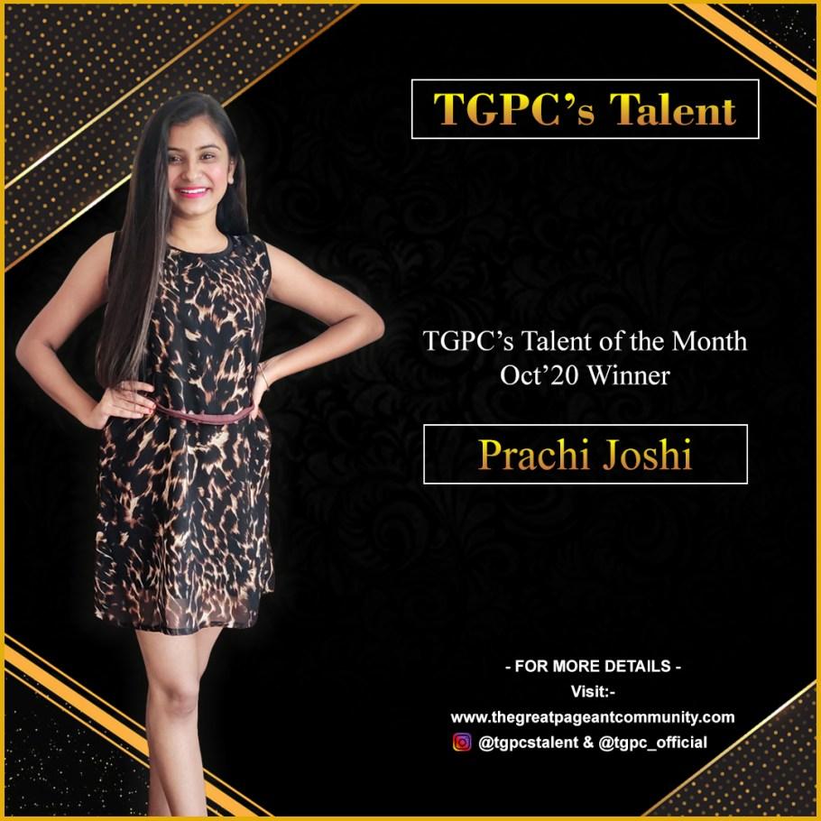 Prachi Joshi