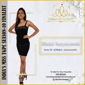 Bhakti Suryawanshi