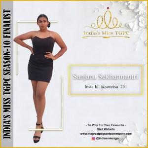 Sanjana Sekharmantri