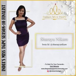 Sharayu Nikam