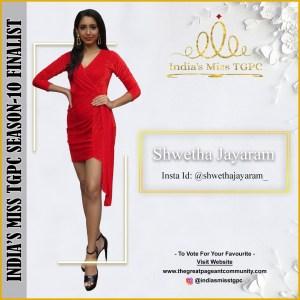 Shwetha Jayaram