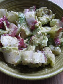 Avocado Endive Salad ' Dish