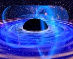 (Black hole as symbol of negative interest rates policy.) By XMM-Newton, ESA, NASA [Public domain], via Wikimedia Commons
