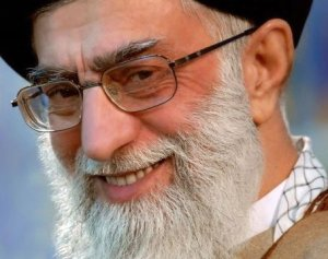 Does Khamenei grin hide ambitions for nuclear Iran