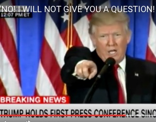 Fake new by CNN attacked by Trump