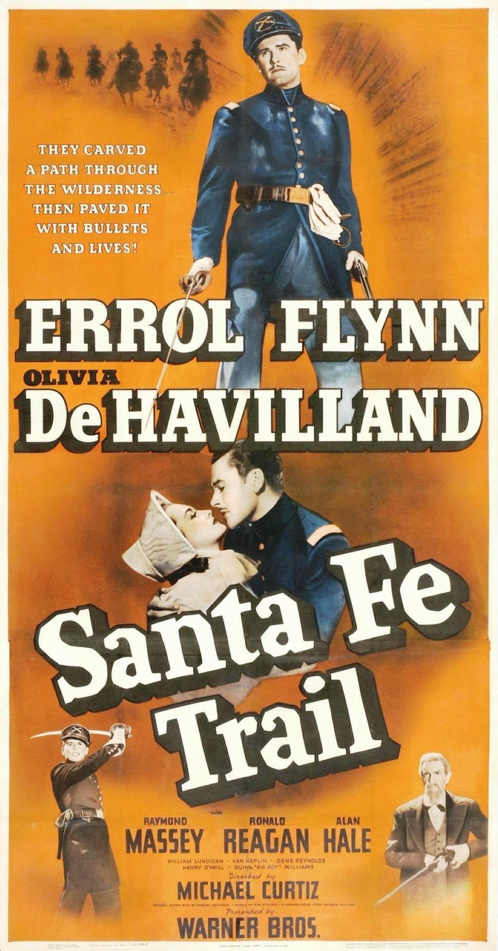 Errol Flynn Archives  Great Western Movies