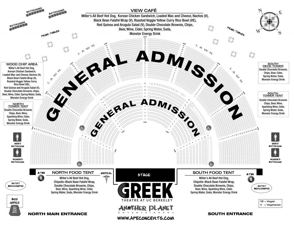 Tickets And Box Office