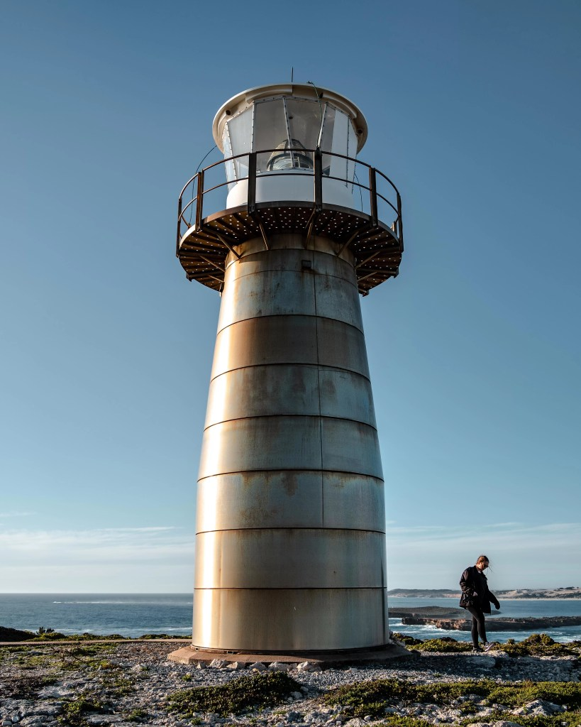 West Cape Lighthouse - Innes National Park