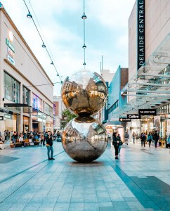 The Malls Balls - Rundle Mall