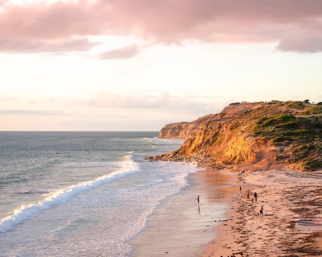 Port Willunga Coastline