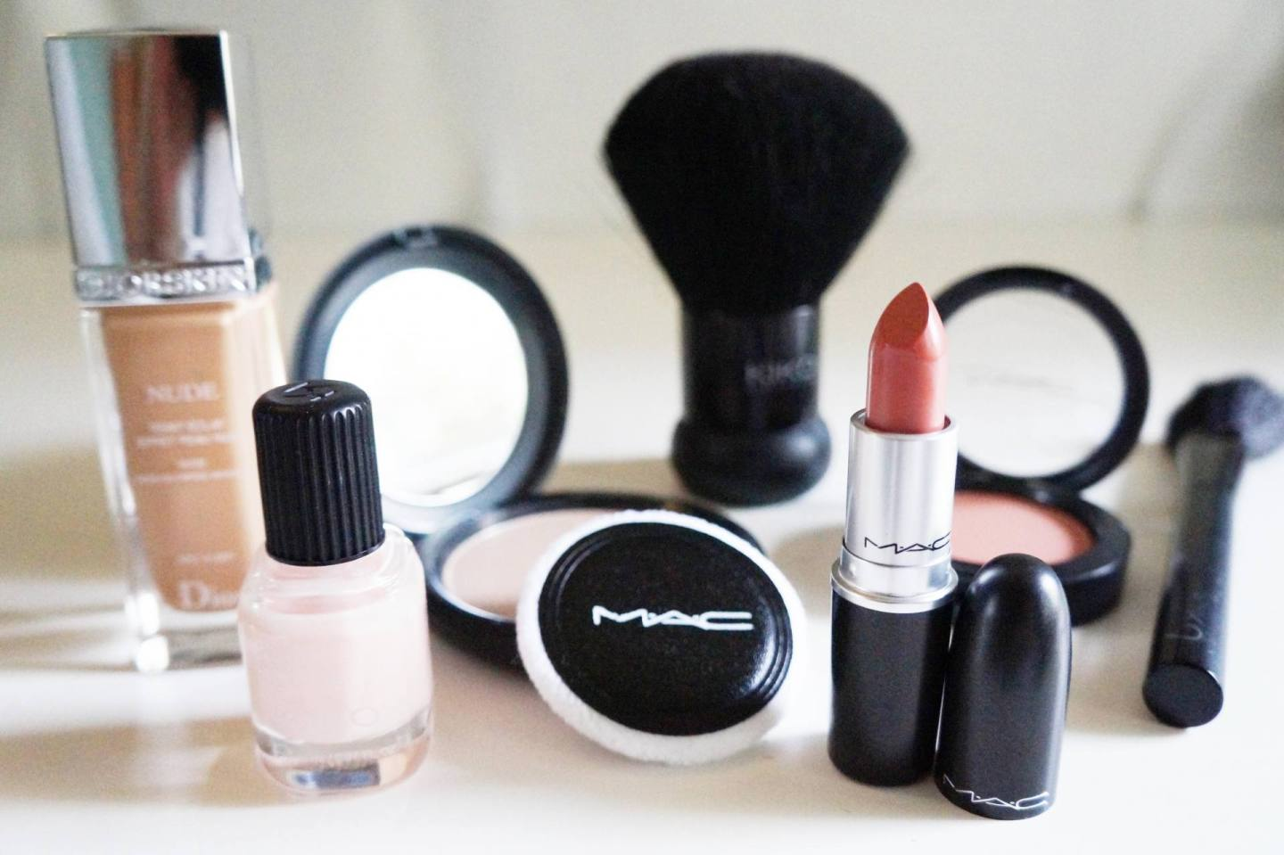 Un teint nude by M.A.C !