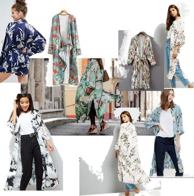 Sélection kimonos + Conseils pour le porter tous les jours