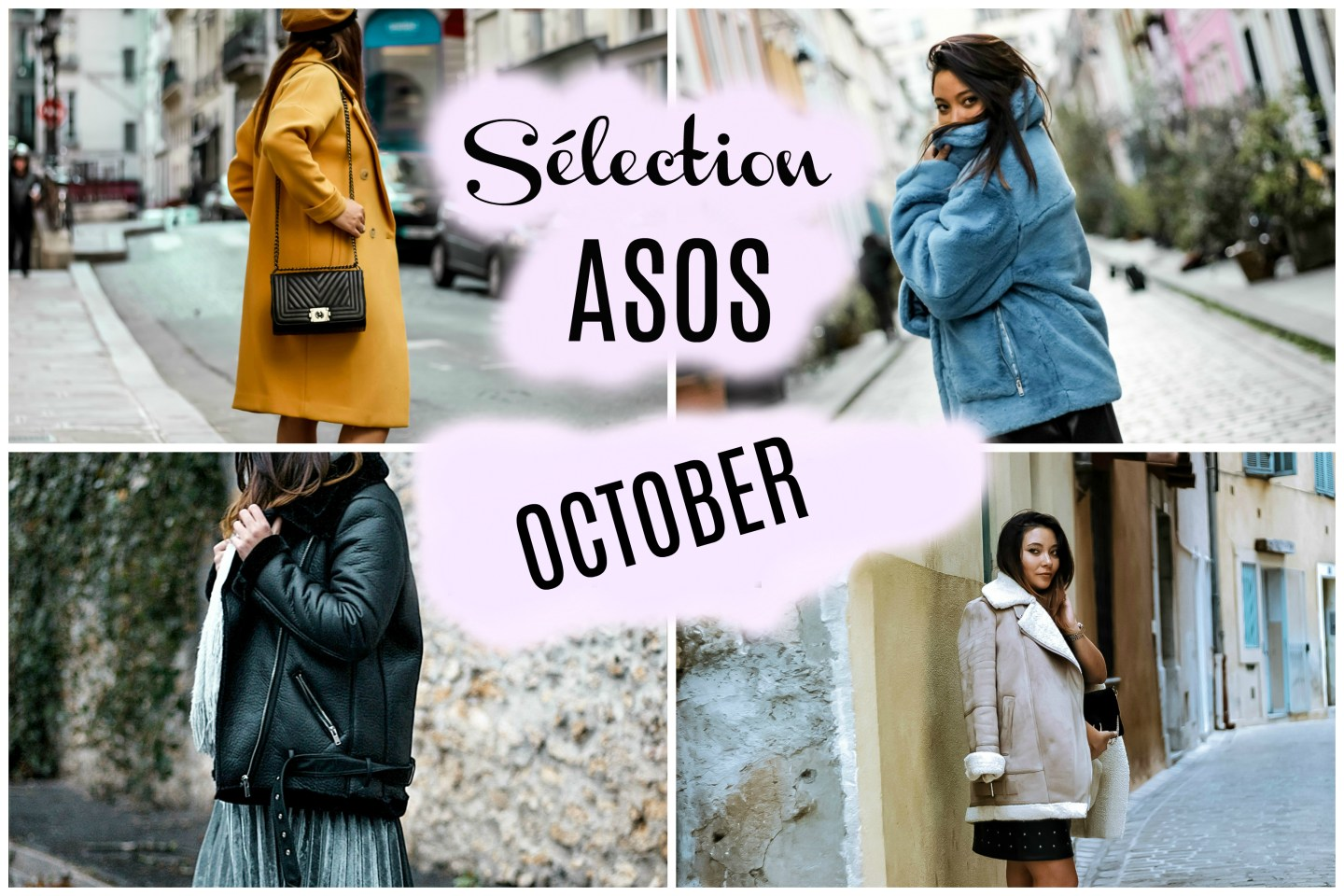 Sélection ASOS #October