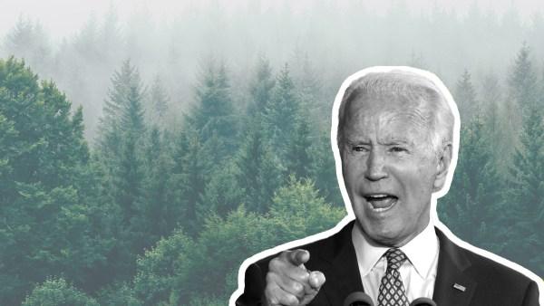 Biden e ambiente