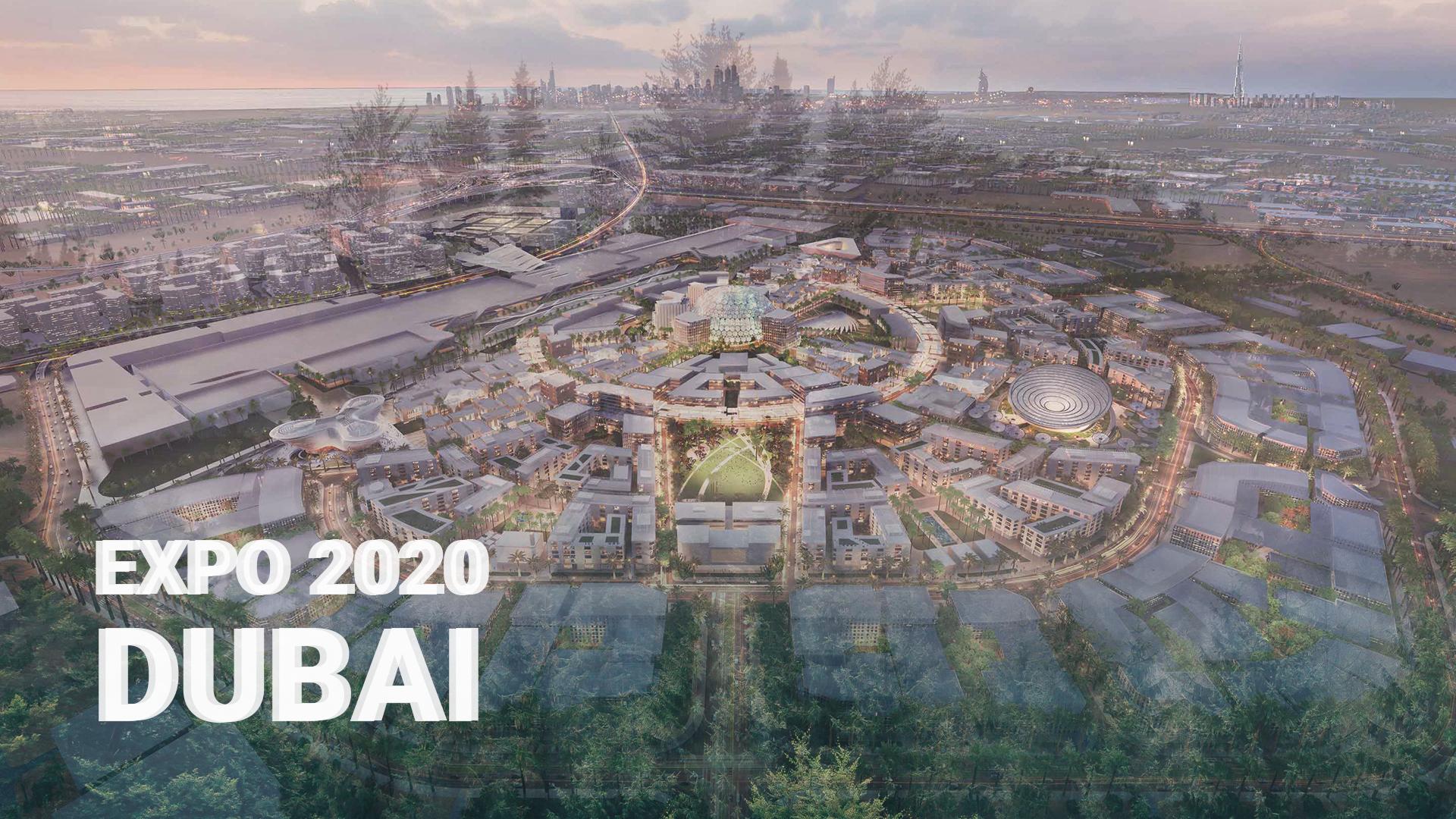Expo 2020 Dubai: prototipo di un mondo 100% sostenibile