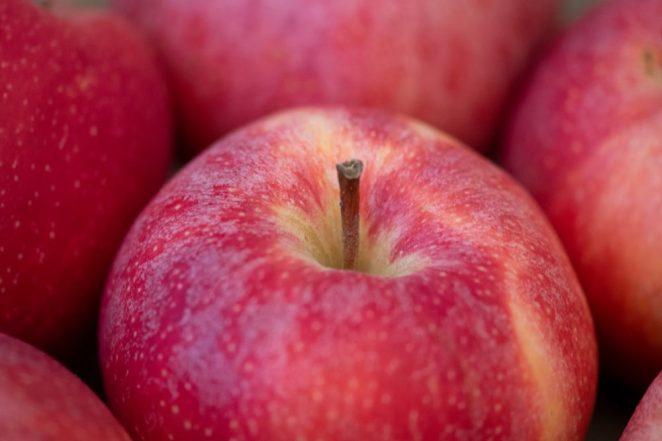 apple in fruit diet
