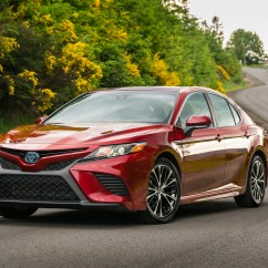 All New Camry Hybrid Review Garnish Fog Lamp Grand Avanza 2018 Toyota Not Your Mom S Toaster The Green