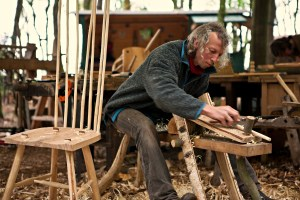 Cursussen Greenwoodwork - Workshop Vers Hout Bewerken - The Green Circle - Workshops in de Natuur
