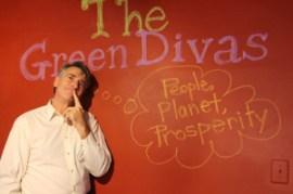 Paul Miller @ Green Diva Studio