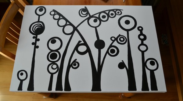 Easy Canvas Painting Ideas Art