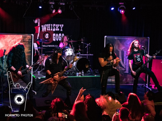 Vicious Rumors Still Loud, Still Fast, 40 Years Later - Whisky a Go