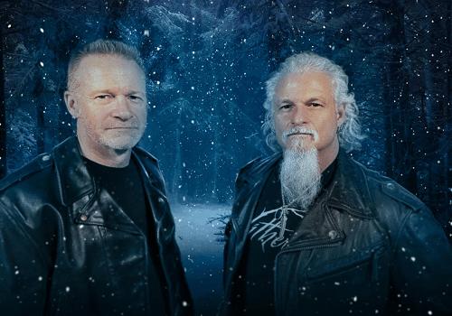 Iced Earth Jon-Schaffer-and-Matt-Barlow-cover-