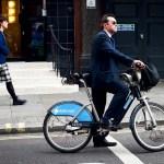 Inglaterra reduz impostos de empresas pró-bike