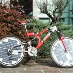 O painel solar que pode ser instalado em qualquer bike para produzir energia