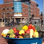 Em Boston, mercado oferece apenas alimentos locais e da estação