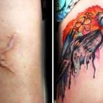 A profissional que tatua (de graça) mulheres vítimas de violência doméstica