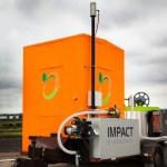 A máquina que transforma restos de comida em energia elétrica e fertilizante
