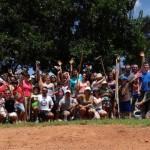 Moradores de SP se unem para criar miniflorestas públicas na cidade