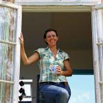 A australiana que vive de sua horta e não gasta nenhum dinheiro para comer