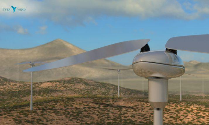 As asas da turbina baseiam-se no voo sustentado dos beija-flores.