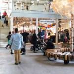 Suécia inaugura shopping que só vende produtos de segunda mão (e ainda tem um restaurante orgânico delicioso)