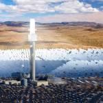 Conheça a maior torre térmica do mundo, capaz de gerar energia 24 horas por dia