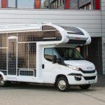 Para viajar e não gastar com combustível! Conheça o incrível motorhome elétrico movido a energia solar