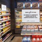 O supermercado que inaugurou 1º corredor do mundo sem NENHUMA embalagem plástica