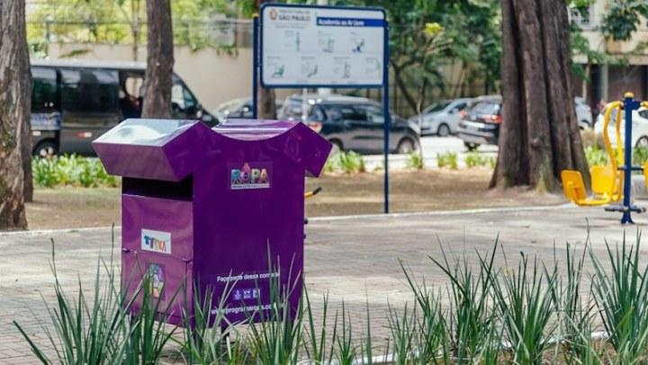 Lavanderia Social: prefeitura de SP arrecada e higieniza roupas para pessoas em situação de rua