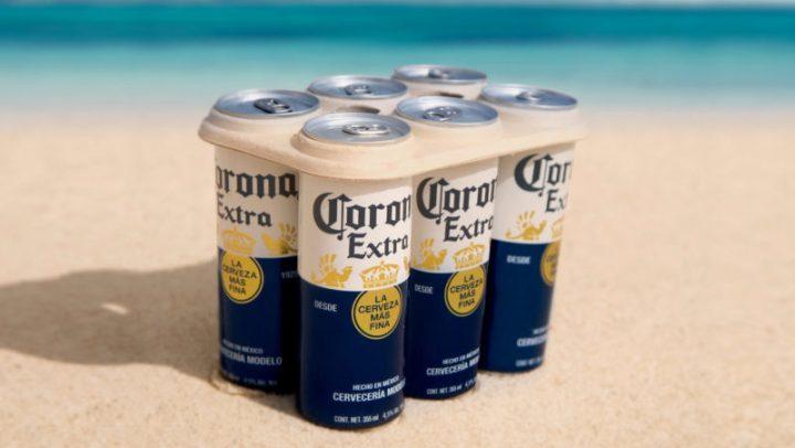 Corona anuncia programa para produzir engradados 100% sem plástico em 2019
