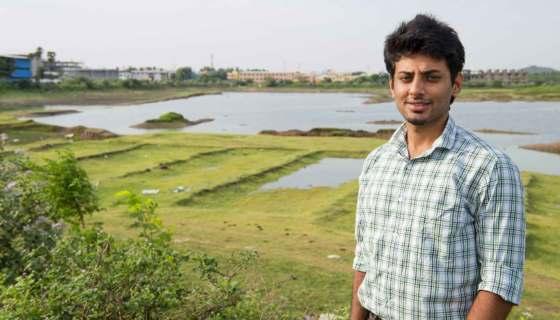 Resultado de imagem para O homem que largou seu emprego no Google para criar ONG que já limpou mais de 90 rios na Índia