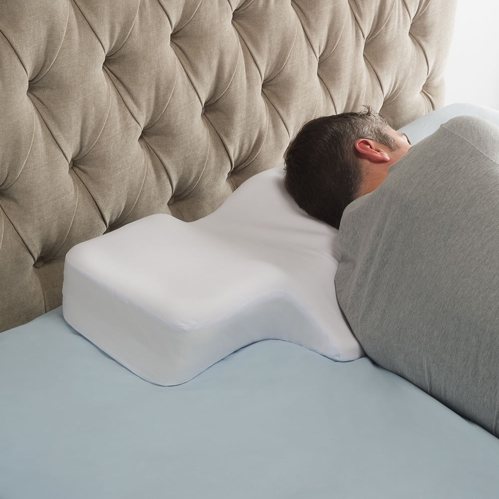 Two Position Sleepers Pillow  The Green Head