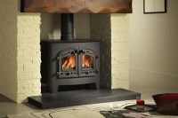 How to replace a Gas Fire with a Wood Burning Stove